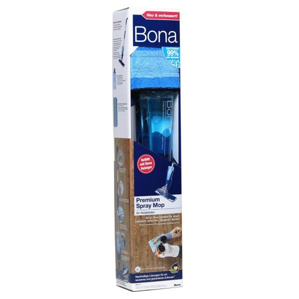 Bona Spray Mop Set für lackiertes Holzböden